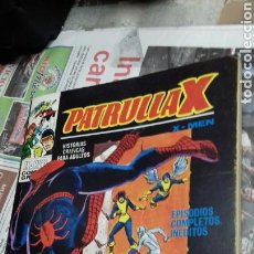 Cómics: PATRULLA X.16. 1974. MI ENEMIGO. SPIDERMAN. Lote 139645622