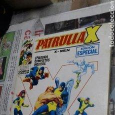 Cómics: PATRULLA X. 17. 1974. DESASTRE. Lote 139645818