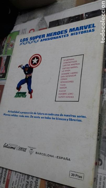 PATRULLA X. 21. 1974. COMPUTO Y LOS SEMIHOMBRES (Tebeos y Comics - Vértice - Patrulla X)