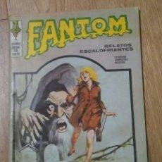 Cómics: FANTOM EDICIONES VERTICE NUMERO 11 AÑO 1973. Lote 139762306