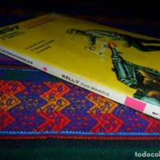 Cómics: MUY BUEN ESTADO, VERTICE VOL. 1 KELLY OJO MÁGICO Nº 1. 1966 25 PTS. EL OJO DE ZOLTEC. DIFÍCIL.. Lote 139929362