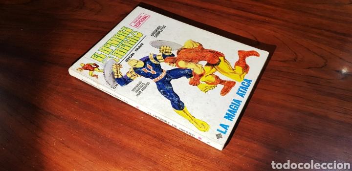 HOMBRE DE HIERRO 3 VERTICE (Tebeos y Comics - Vértice - Hombre de Hierro)