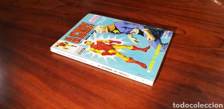 CASI EXCELENTE ESTADO HOMBRE DE HIERRO 2 VERTICE (Tebeos y Comics - Vértice - Hombre de Hierro)