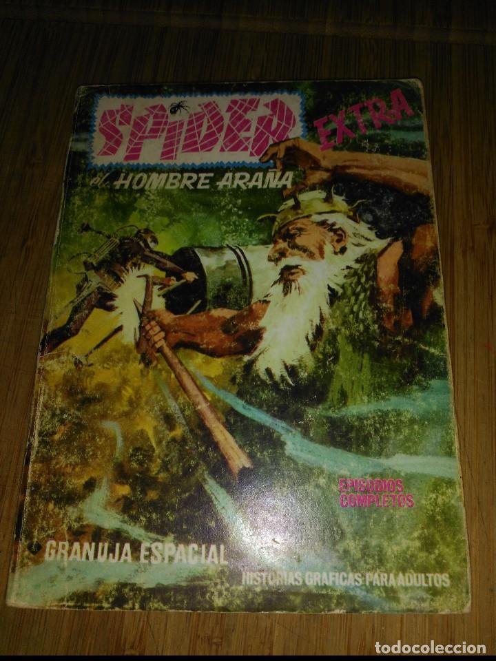 SPIDER Nº 3 TACO DE 160 PÁGINAS (Tebeos y Comics - Vértice - Fleetway)