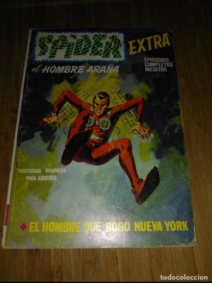SPIDER Nº 20 TACO DE 128 PÁGINAS (Tebeos y Comics - Vértice - Fleetway)