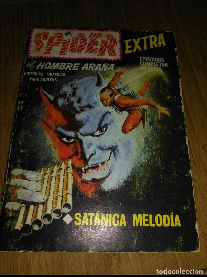 SPIDER Nº 22 TACO DE 128 PÁGINAS (Tebeos y Comics - Vértice - Fleetway)