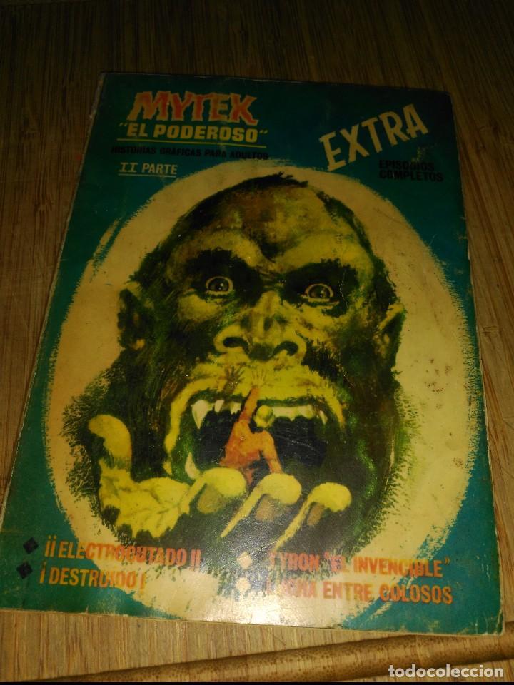 MYTEK Nº 3 TACO DE 168 PÁGINAS 1ª EDICIÓN (Tebeos y Comics - Vértice - Fleetway)
