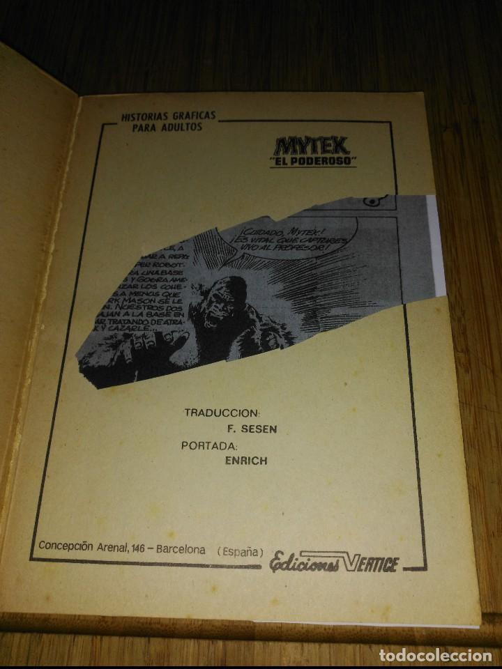 Cómics: Mytek Nº 3 Taco de 168 páginas - Foto 3 - 140153570