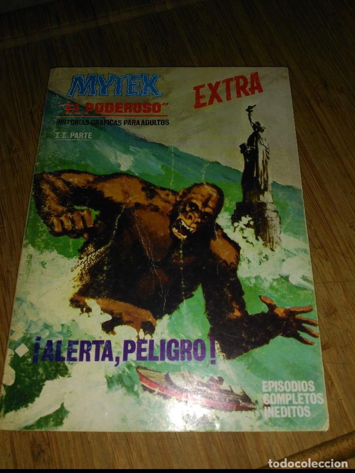 MYTEK Nº 6 TACO DE 128 PÁGINAS (Tebeos y Comics - Vértice - Fleetway)