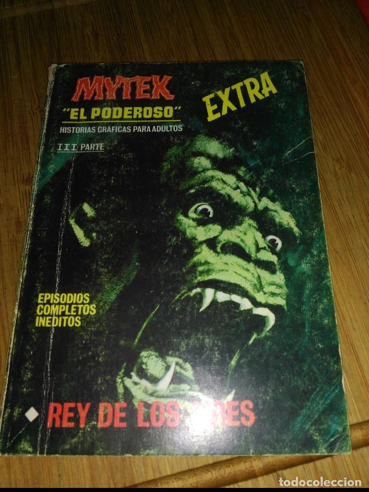 MYTEK Nº 7 TACO DE 128 PÁGINAS (Tebeos y Comics - Vértice - Fleetway)