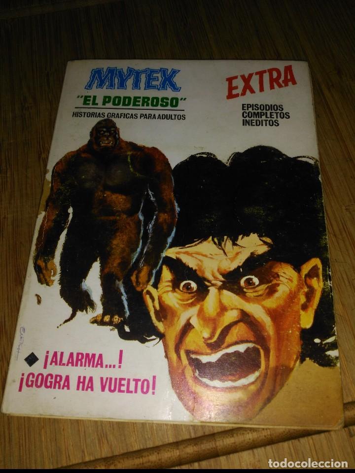 MYTEK Nº 9 TACO DE 128 PÁGINAS (Tebeos y Comics - Vértice - Fleetway)