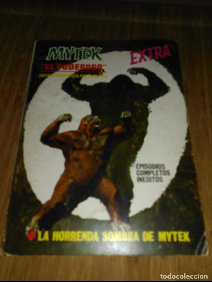 MYTEK Nº 12 TACO DE 128 PÁGINAS (Tebeos y Comics - Vértice - Fleetway)