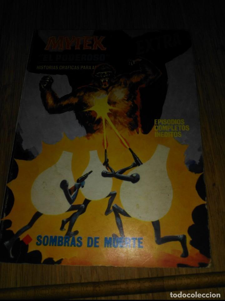 MYTEK Nº 13 TACO DE 128 PÁGINAS (Tebeos y Comics - Vértice - Fleetway)
