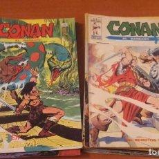 Cómics: CONAN EL BARBARO V.2 MUNDI-COMICS EDICIONES VÉRTICE LOTE DE 18 Nº. Lote 140175186