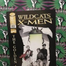 Cómics: WILDCATS / X-MEN. THE GOLDEN AGE (1998). Lote 140196898