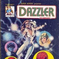 Cómics: SUPER HÉROES-MUNDICÓMICS-Nº 1 -DAZZLER-DE FALCO & ROMITA JR.-MUY RARO Y ESCASO-BUENO-1981-LEAN-9659. Lote 140270080