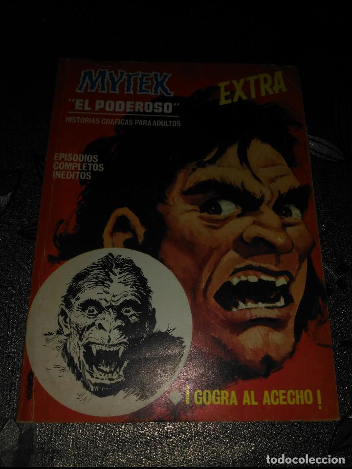 MYTEK Nº 11 TACO DE 128 PÁGINAS (Tebeos y Comics - Vértice - Fleetway)