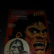 Cómics: MYTEK Nº 11 TACO DE 128 PÁGINAS. Lote 140285630