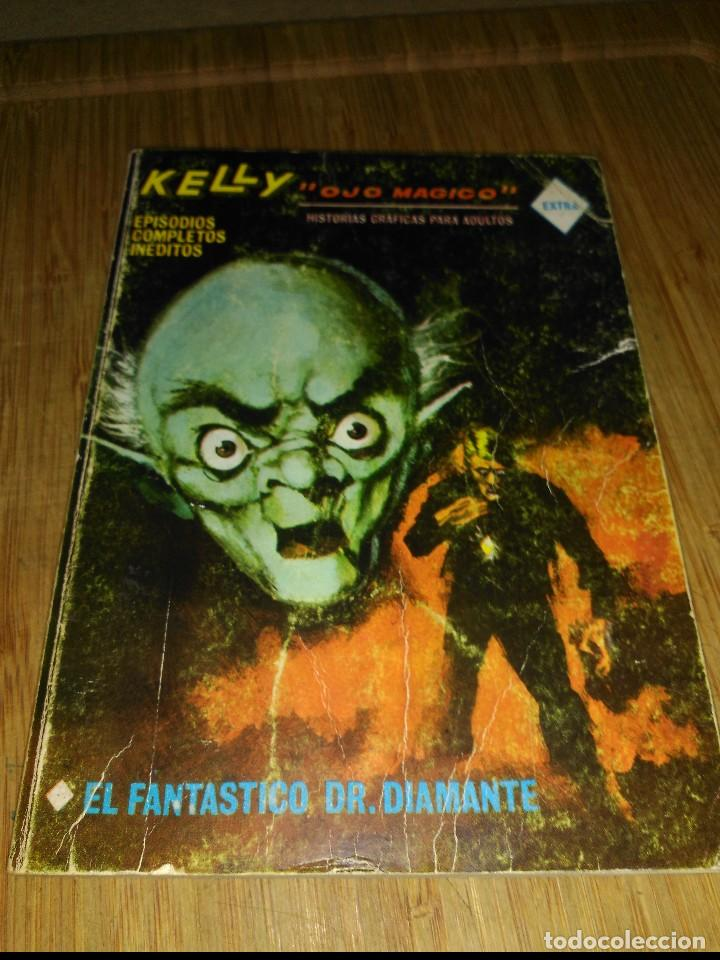 KELLY OJO MÁGICO Nº 8 TACODE 160 PÁGINAS (Tebeos y Comics - Vértice - Fleetway)