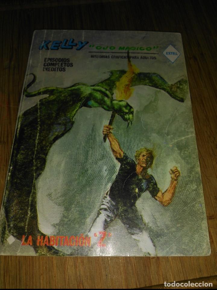 KELLY OJO MÁGICO Nº 9 TACODE 162 PÁGINAS (Tebeos y Comics - Vértice - Fleetway)