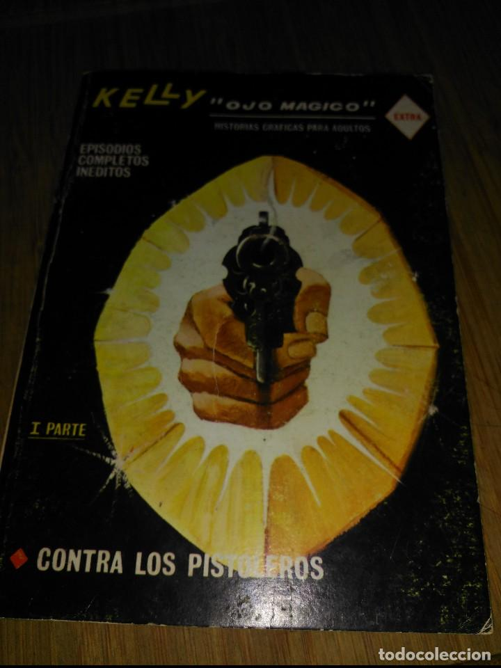 KELLY OJO MÁGICO Nº 10 TACODE 128 PÁGINAS (Tebeos y Comics - Vértice - Fleetway)