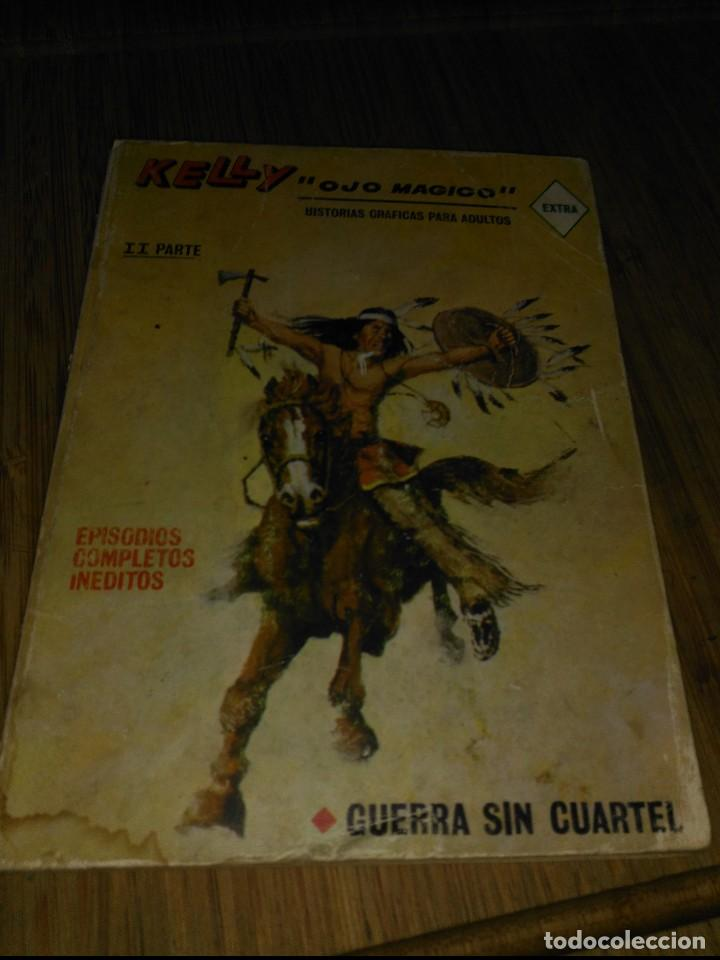 KELLY OJO MÁGICO Nº 11 TACO DE 128 PÁGINAS (Tebeos y Comics - Vértice - Fleetway)