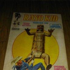 Cómics: RAYO KID Nº 10 128 PÁGINAS. Lote 140291954