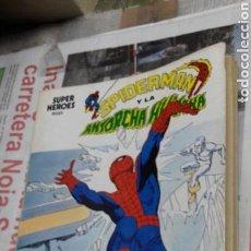 Cómics: SPIDERMAN Y LA ANTORCHA HUMANA. 6. LA MARCA DE LOS MUTANTES.1974. Lote 140302074