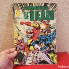 Cómics: COMIC TEBEO EDICIONES VERTICE MUNDICOMICS EL HOMBRE DE HIERRO V 1 Nº 8 1982 COLOR. Lote 140320498