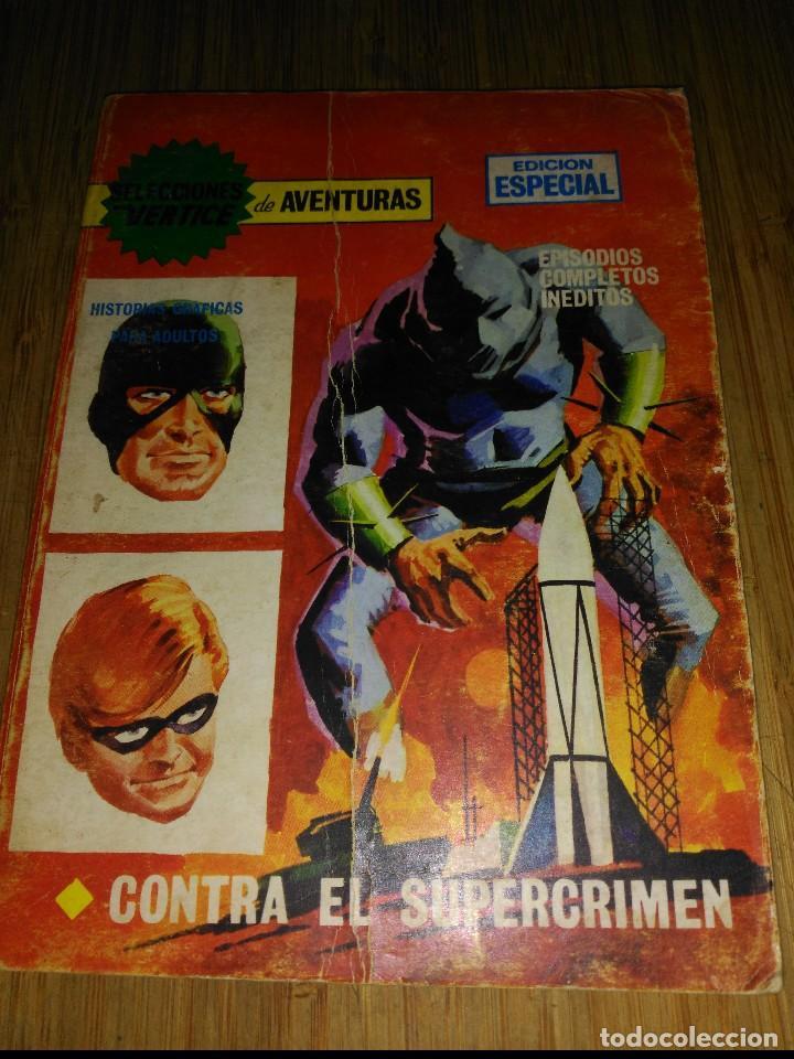 SELECCIONES VERTICE Nº 53 VERTICE (Tebeos y Comics - Vértice - Fleetway)