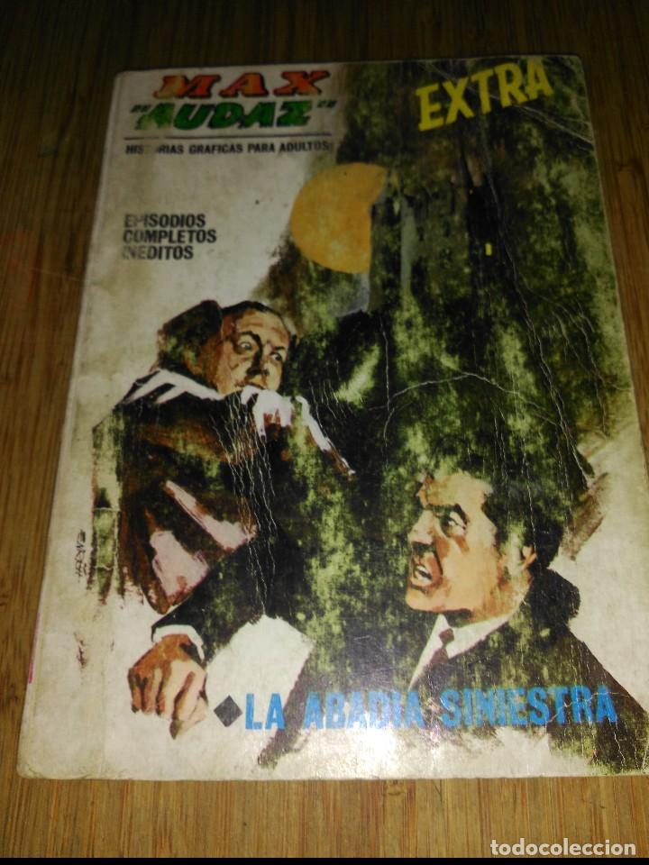 MAX AUDAZ Nº 15 (Tebeos y Comics - Vértice - Fleetway)