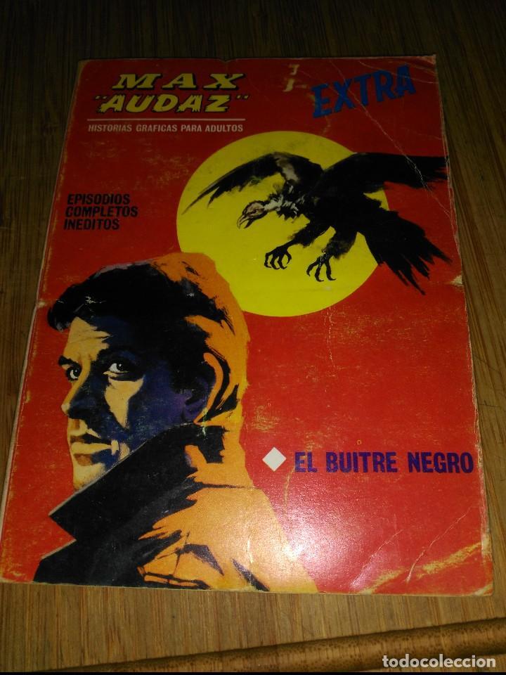 MAX AUDAZ Nº 19 (Tebeos y Comics - Vértice - Fleetway)
