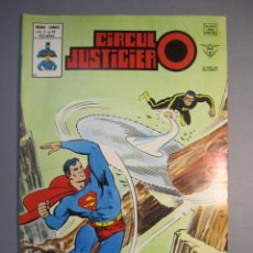Cómics: CIRCULO JUSTICIERO (1978, VERTICE) 12 · 1980 · CRISIS EN TIERRA TRES. Lote 140508190