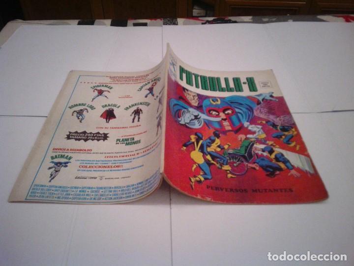 Cómics: PATRULLA X - VERTICE - VOLUMEN 3 - COLECCION COMPLETA - 35 NUMEROS - BUEN ESTADO - GORBAUD - CJ 98 - Foto 8 - 140554786