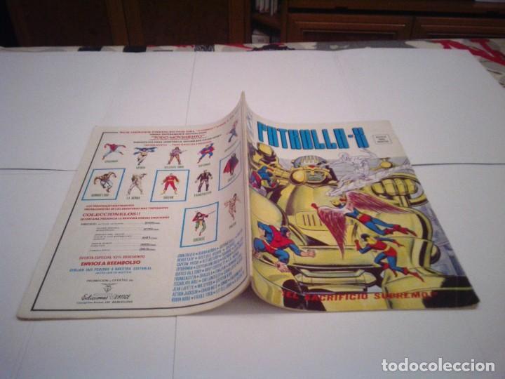 Cómics: PATRULLA X - VERTICE - VOLUMEN 3 - COLECCION COMPLETA - 35 NUMEROS - BUEN ESTADO - GORBAUD - CJ 98 - Foto 14 - 140554786