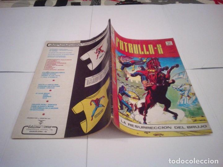 Cómics: PATRULLA X - VERTICE - VOLUMEN 3 - COLECCION COMPLETA - 35 NUMEROS - BUEN ESTADO - GORBAUD - CJ 98 - Foto 23 - 140554786