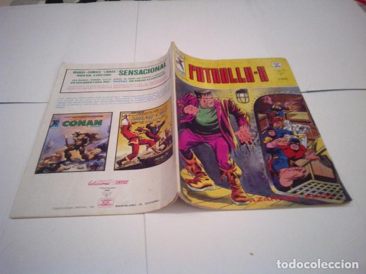 Cómics: PATRULLA X - VERTICE - VOLUMEN 3 - COLECCION COMPLETA - 35 NUMEROS - BUEN ESTADO - GORBAUD - CJ 98 - Foto 27 - 140554786