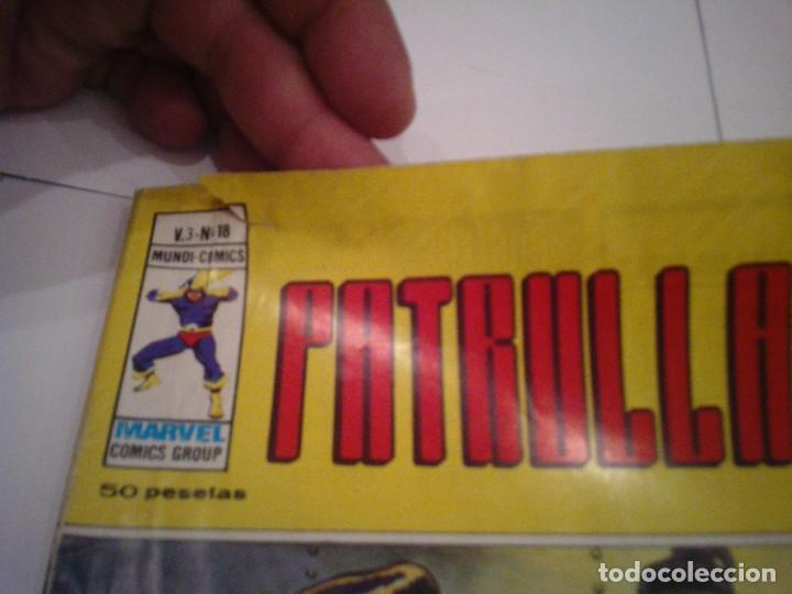 Cómics: PATRULLA X - VERTICE - VOLUMEN 3 - COLECCION COMPLETA - 35 NUMEROS - BUEN ESTADO - GORBAUD - CJ 98 - Foto 28 - 140554786