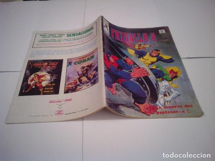 Cómics: PATRULLA X - VERTICE - VOLUMEN 3 - COLECCION COMPLETA - 35 NUMEROS - BUEN ESTADO - GORBAUD - CJ 98 - Foto 29 - 140554786