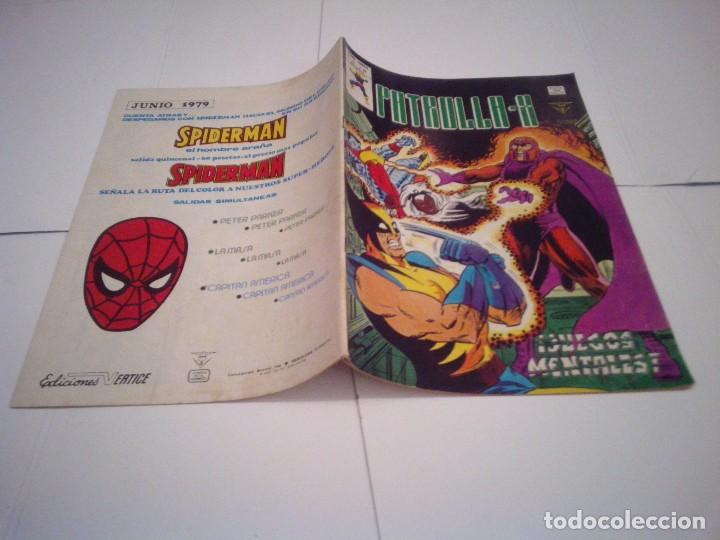 Cómics: PATRULLA X - VERTICE - VOLUMEN 3 - COLECCION COMPLETA - 35 NUMEROS - BUEN ESTADO - GORBAUD - CJ 98 - Foto 40 - 140554786