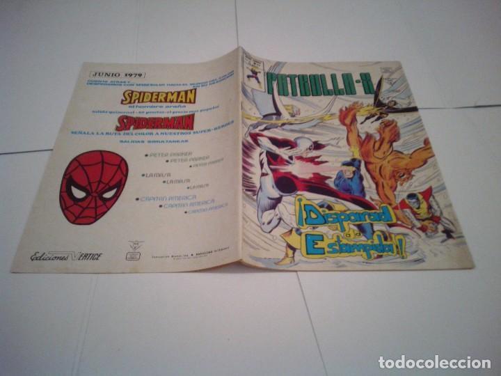Cómics: PATRULLA X - VERTICE - VOLUMEN 3 - COLECCION COMPLETA - 35 NUMEROS - BUEN ESTADO - GORBAUD - CJ 98 - Foto 46 - 140554786