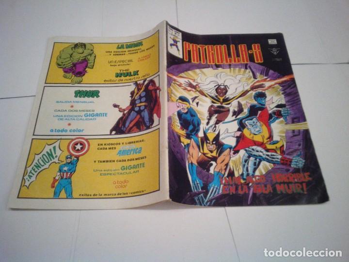 Cómics: PATRULLA X - VERTICE - VOLUMEN 3 - COLECCION COMPLETA - 35 NUMEROS - BUEN ESTADO - GORBAUD - CJ 98 - Foto 48 - 140554786