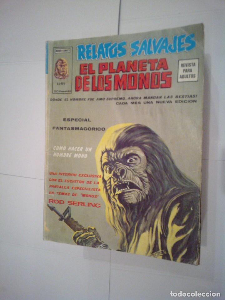EL PLANETA DE LOS MONOS - VERTICE - VOLUMEN 2 - COLECCION COMPLETA - BUEN ESTADO - GORBAUD - CJ 98 (Tebeos y Comics - Vértice - Otros)