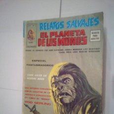 Cómics: EL PLANETA DE LOS MONOS - VERTICE - VOLUMEN 2 - COLECCION COMPLETA - BUEN ESTADO - GORBAUD - CJ 98. Lote 140555134