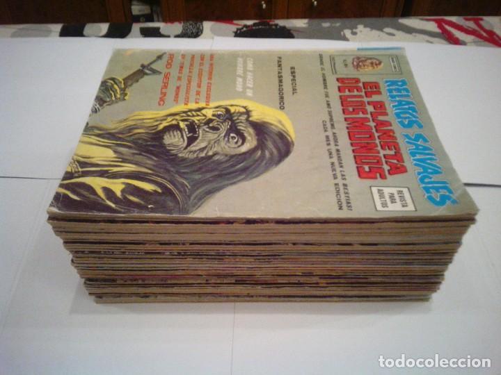 Cómics: EL PLANETA DE LOS MONOS - VERTICE - VOLUMEN 2 - COLECCION COMPLETA - BUEN ESTADO - GORBAUD - CJ 98 - Foto 2 - 140555134