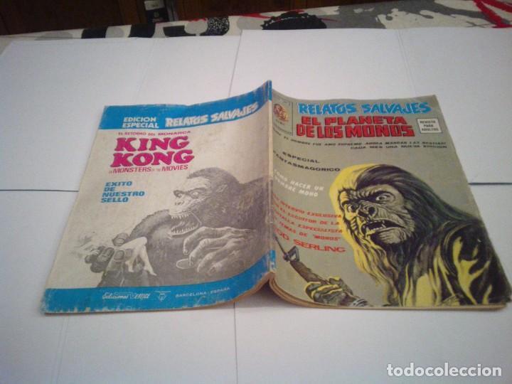 Cómics: EL PLANETA DE LOS MONOS - VERTICE - VOLUMEN 2 - COLECCION COMPLETA - BUEN ESTADO - GORBAUD - CJ 98 - Foto 7 - 140555134