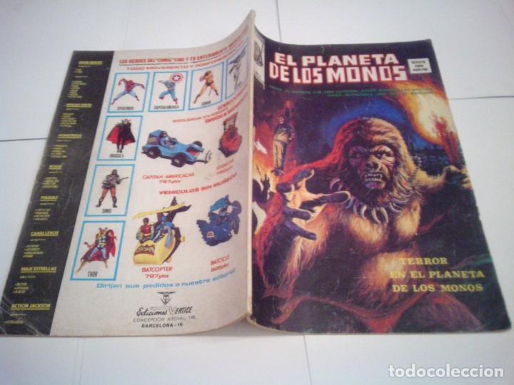 Cómics: EL PLANETA DE LOS MONOS - VERTICE - VOLUMEN 2 - COLECCION COMPLETA - BUEN ESTADO - GORBAUD - CJ 98 - Foto 20 - 140555134