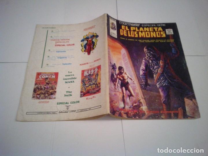 Cómics: EL PLANETA DE LOS MONOS - VERTICE - VOLUMEN 2 - COLECCION COMPLETA - BUEN ESTADO - GORBAUD - CJ 98 - Foto 30 - 140555134