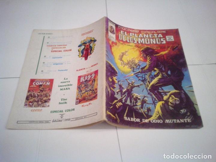 Cómics: EL PLANETA DE LOS MONOS - VERTICE - VOLUMEN 2 - COLECCION COMPLETA - BUEN ESTADO - GORBAUD - CJ 98 - Foto 32 - 140555134