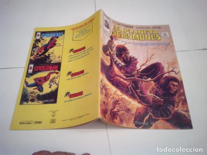Cómics: EL PLANETA DE LOS MONOS - VERTICE - VOLUMEN 2 - COLECCION COMPLETA - BUEN ESTADO - GORBAUD - CJ 98 - Foto 34 - 140555134